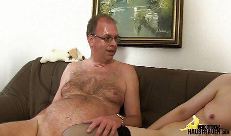 Cặp đôi trẻ da trắng trải nghiệm BBC (Tưởng phim xem xec tượng nóng bỏng nhất)