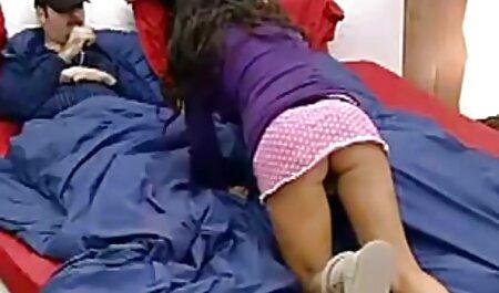 Shanda Fay đặt trên Pink Strapon cho phim xec loan lan Pegging!